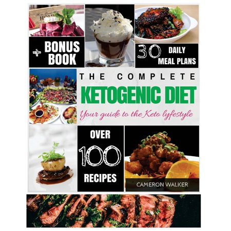Ketogenic Diet : Keto for Beginners Guide, Keto 30 Days Meal Plan, Keto Slow Cooker Cookbook, Intermittent