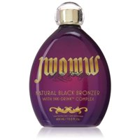 Designer Skin Jwoww 13.5-ounce Natural Black Bronzer with Ink-Drink Complex