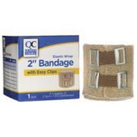 merchandise 0380393 quality choice elastic wrap 2 in. bandage with easy - Quality Merchandise