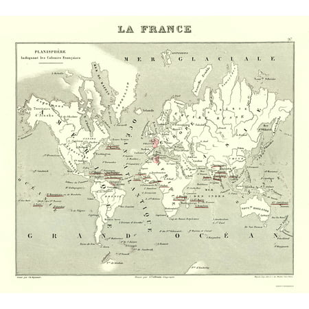 Old world maps map french global colonies migeon 1869 23 x old world maps map french global colonies migeon 1869 23 x 2557 gumiabroncs Choice Image