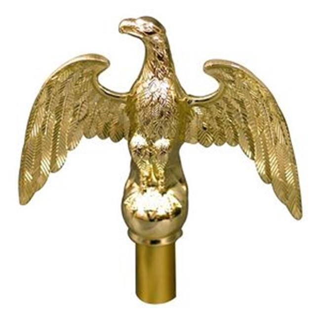 Annin Flagmakers 601631 Antique Gold Eagle Ornament