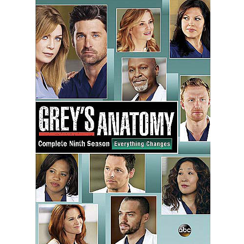 Grey's Anatomy: Complete Ninth Season (Widescreen)
