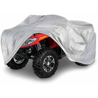 Solar-Tech Reflective ATV Cover - 100% Sun-Proof - Ready-Fit / Semi Custom - Fits up to 86 inches by OxGord