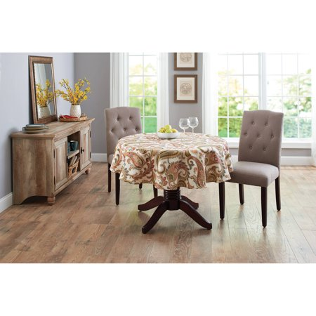 Better Homes And Gardens Painterly Paisley Tablecloth