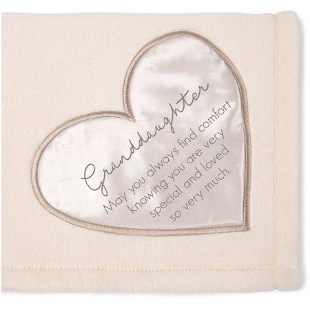 (Pavilion - Granddaughter Gift Soft Royal Plush Blanket 50x60 Inch)