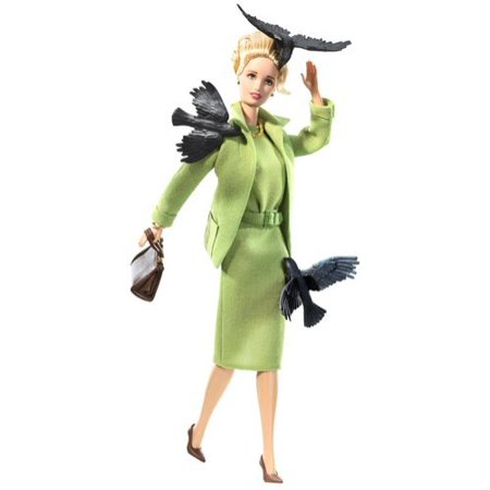 Barbie Alfred Hitchcock's <i>The Birds</i> Melanie Daniels doll