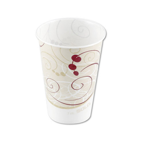 Solo Cups 7 oz Waxed Paper Cold Cup (2000 Count)