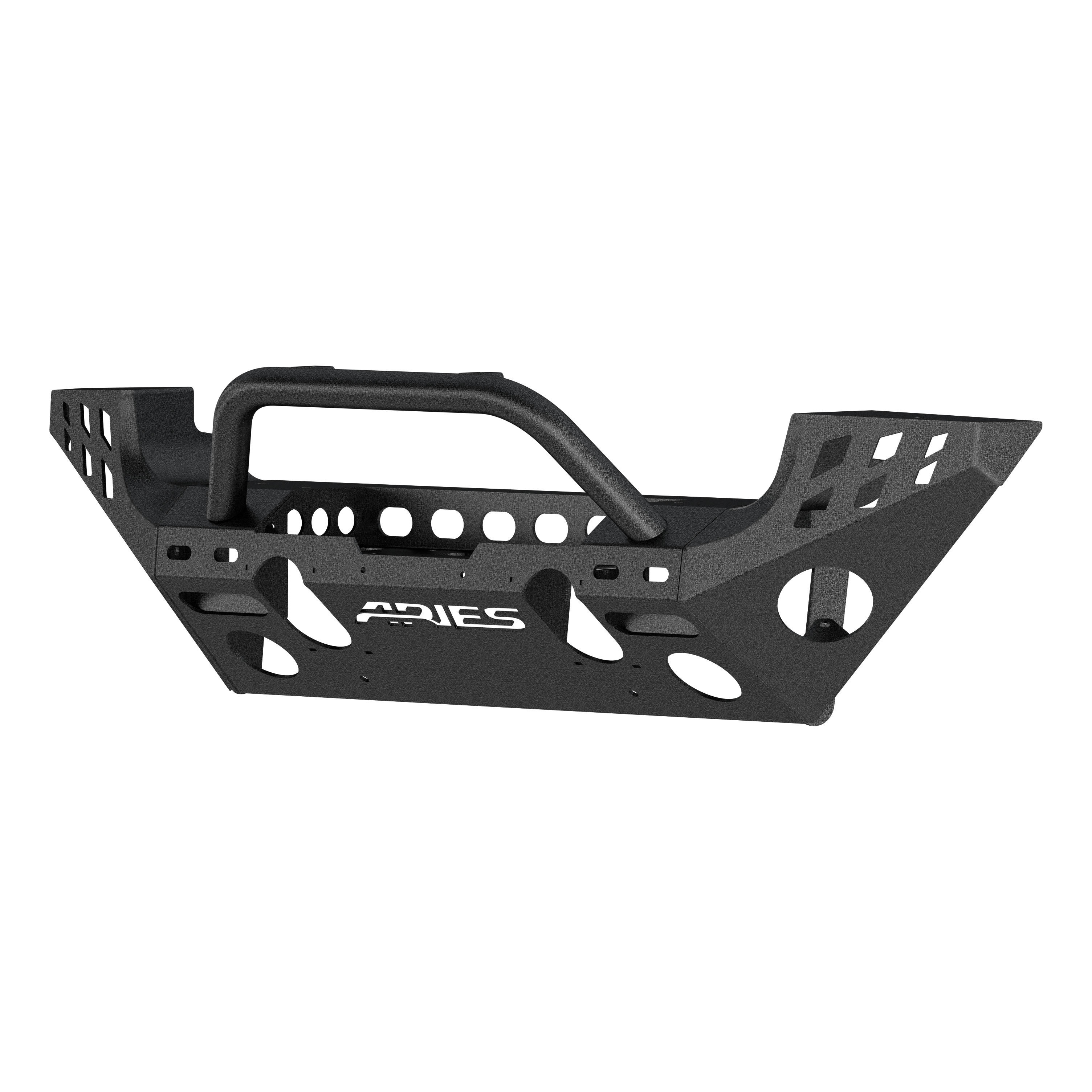 TrailChaser Jeep Front Bumper (Option 9)