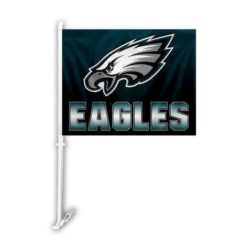 Team Pro-Mark NFL 2-Sided Polyester 1'2 x 1'7.5 ft. Flag
