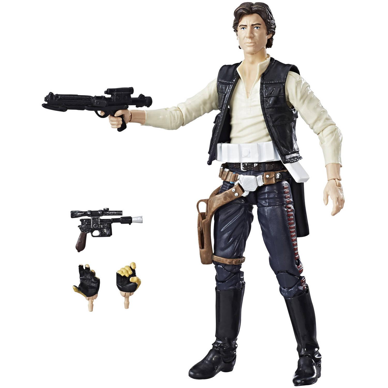 Star Wars The Black Series 40th Anniversary Han Solo by Hasbro