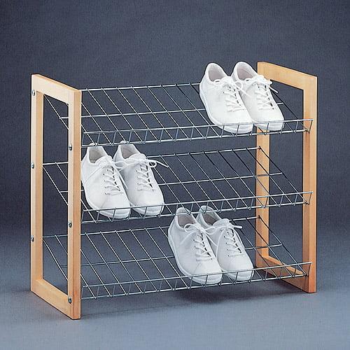 Lexington Shoe Shelf, 3 Tier