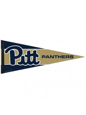 Pittsburgh Panthers Pennant 12x30 Premium Style