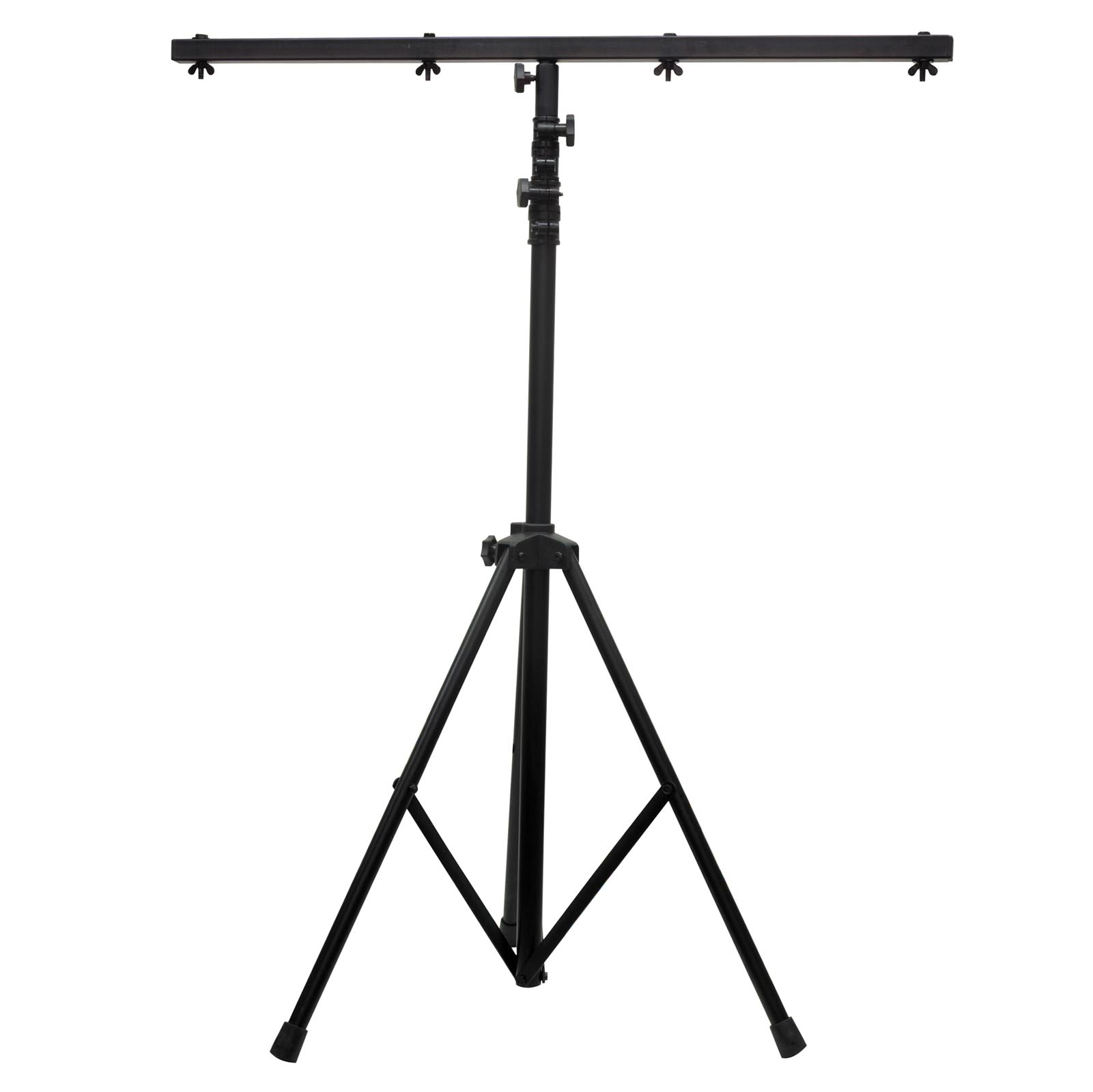 American DJ 9 Ft Black Lighting Tripod T-Bar Light Stand w  Cross Bar | LTS-6 by ADJ