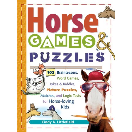Horse Games And Puzzles (Horse Games & Puzzles -)