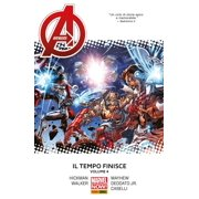 Avengers. Il Tempo Finisce 4 (Marvel Collection) - eBook