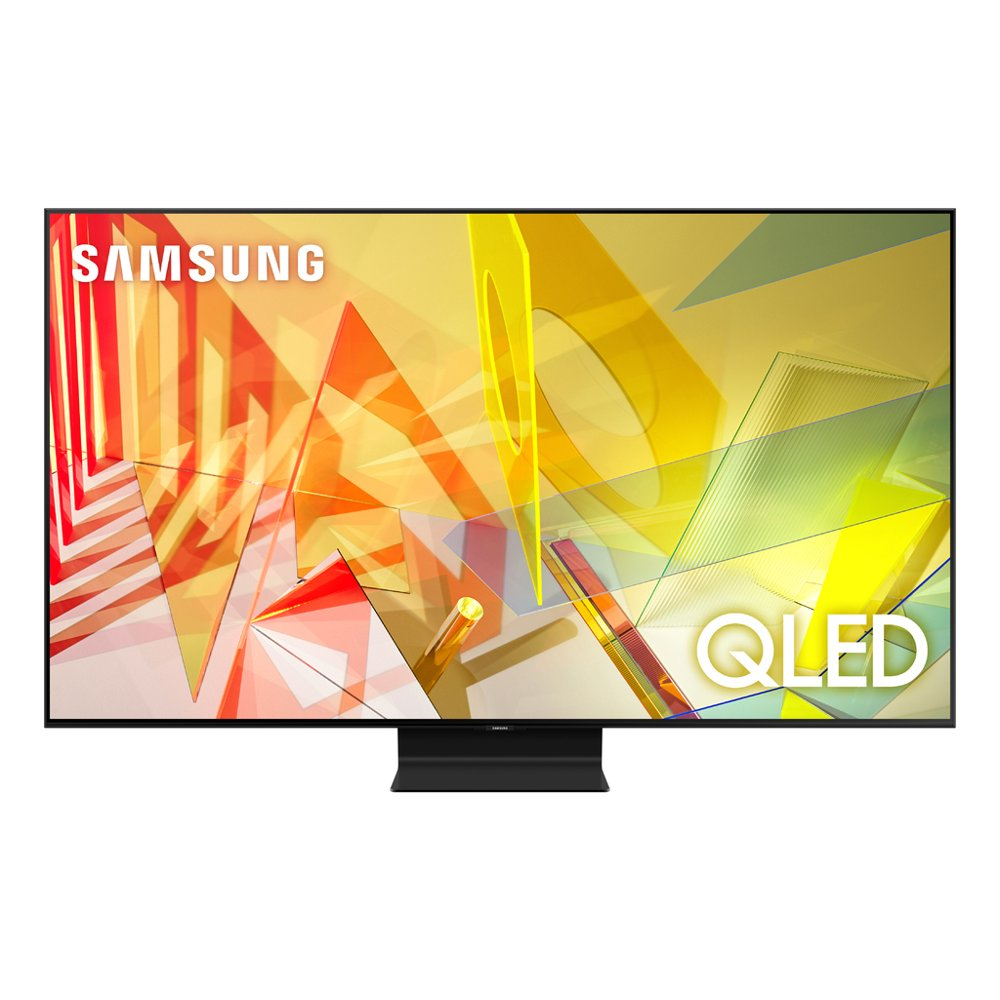 "SAMSUNG 65"" Class 4K Ultra HD (2160P) HDR Smart QLED TV QN65Q90T 2020"