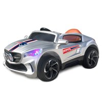 New England Patriots Ride-On Battery Powered Car