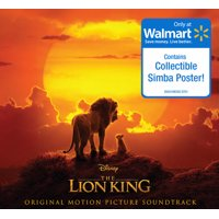 The Lion King Soundtrack (Walmart Exclusive) (CD)