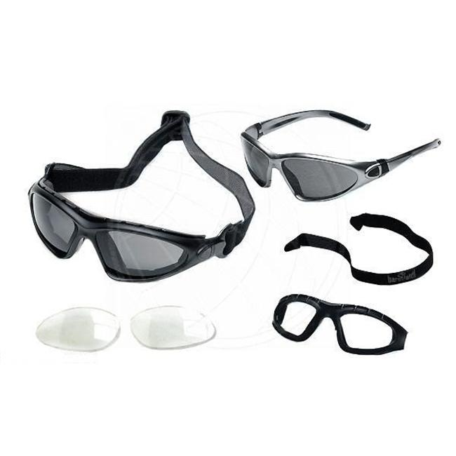 Body Specs 18.  CLEAR BS-TWINS Extra Anti-Fog 2. 0mm P-C Clear Lens