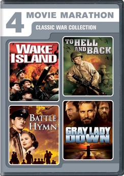 4 Movie Marathon: Classic War Collection (DVD) by UNIVERSAL HOME ENTERTAINMENT