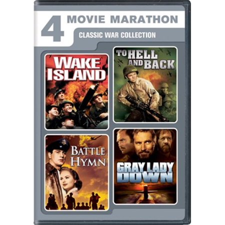 4 Movie Marathon: Classic War Collection (DVD)