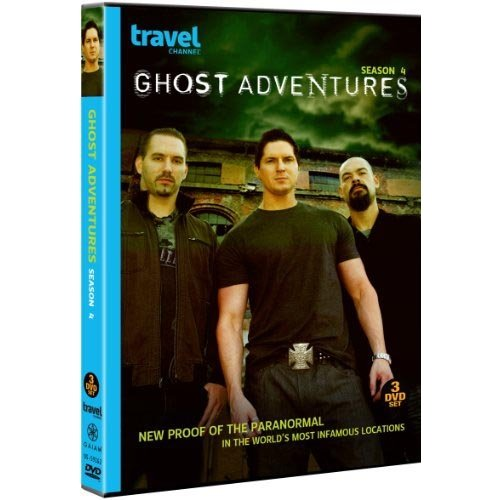 Ghost Adventures: Season Four