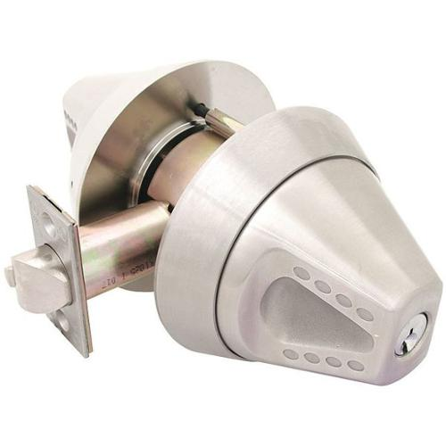 TOWNSTEEL CRX-K-86-32D Antiligature Lockset,Knob,Storeroom
