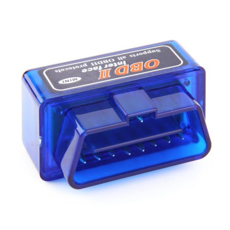 Newest Super Mini V2.1 ELM327 OBD2 ELM 327 Bluetooth Interface Auto Car Scanner Diagnostic Tool