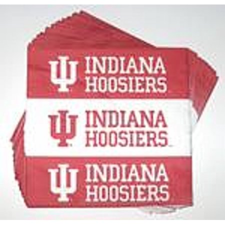 - Indiana Hoosiers Lunch Napkins