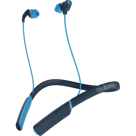 Skullcandy Method BT Earbuds Navy/Blue/Blue