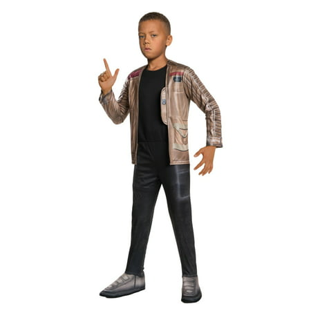 Star Wars The Force Awakens Boys Finn Outfit Halloween Costume - Star Wars Outfit