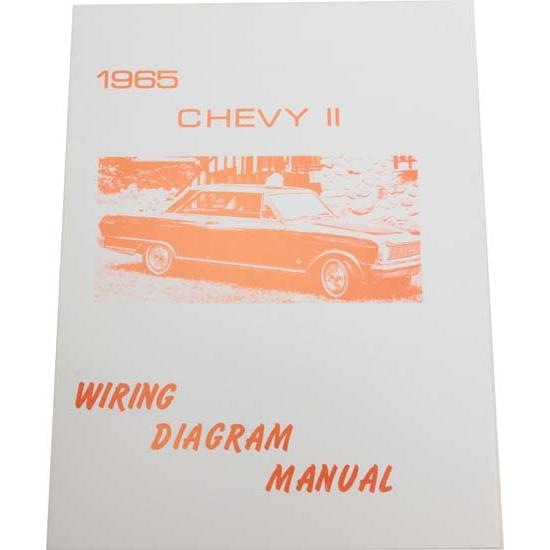 Jim Osborn Mp0104 65 Chevy Ii Nova Wiring Diagrams