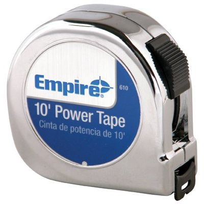 "00610 5/8""X10' Power Measuring Tape"