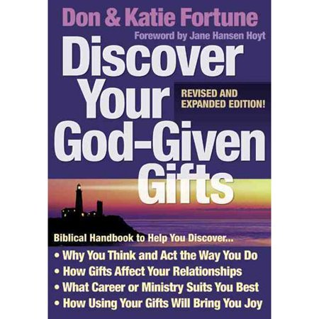 Discover Your God-Given Gifts by