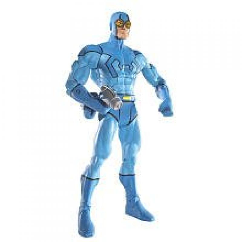 Mattel DC Universe Blue Beetle Figure by