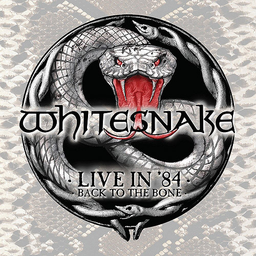 Live In 84:  Back To the Bone (2CD/DVD)