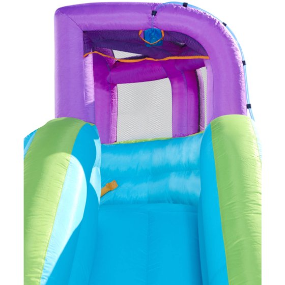 Little Tikes Obstacle Course Waterslide - Walmart com