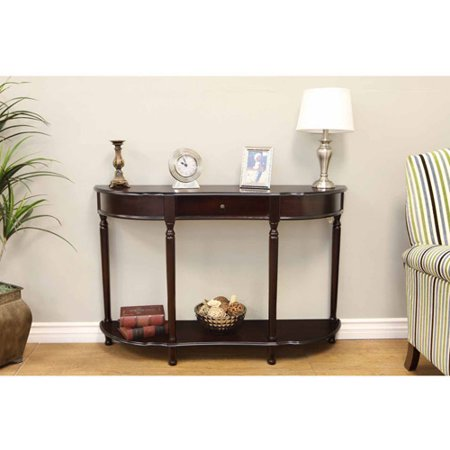 Blumenthal Product TitleHome Craft Console Sofa Table with Drawer, Multiple Colors