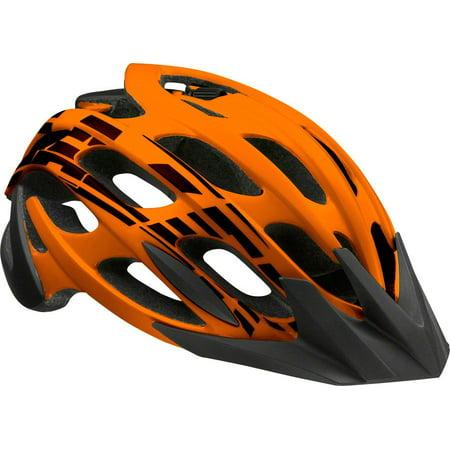 Lazer Magma Helmet: Flash Orange SM