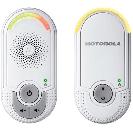 Motorola Digital Audio Baby Monitor With 2 Parent Units, Mbp16-2