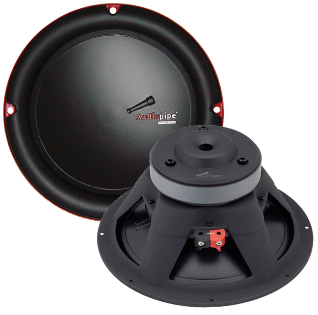 "Audiopipe 6"" Woofer 150W Max 4 Ohm SVC Sold Each"