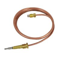 "Fireplace Thermocouple For Sit Piliot Assy Sit 1116-0290216 Use In Many Fireplaces Replacement For 53373  24"" -"