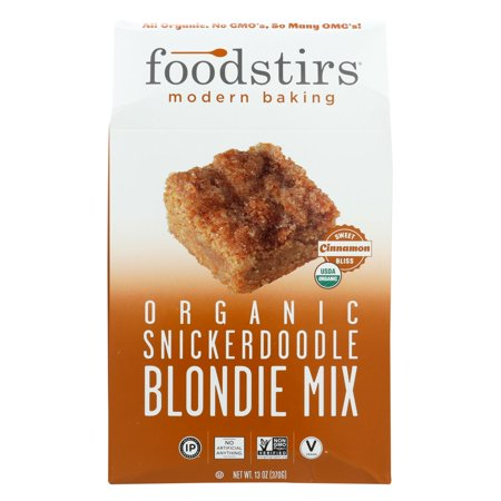 Foodstirs Snickerdoodle Blondie Dry Baking Mix, 13 oz Box