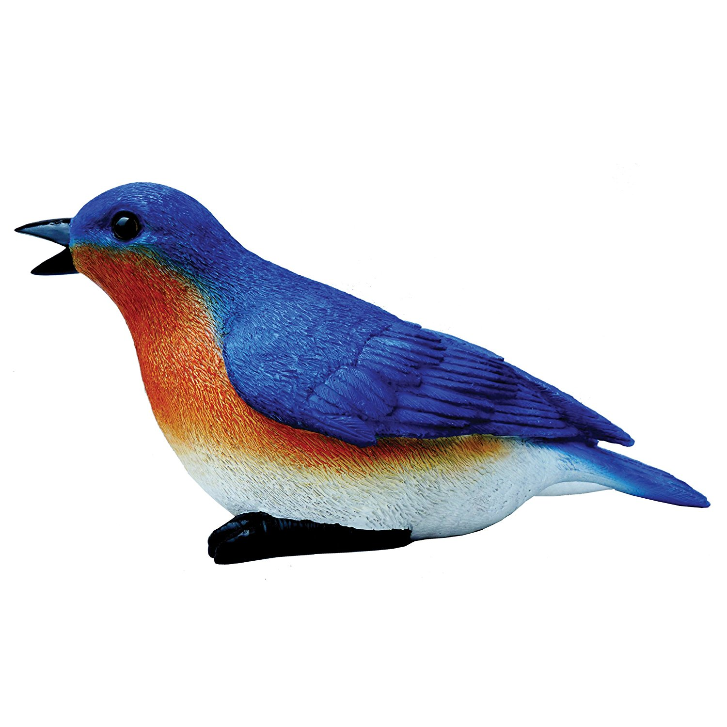 80033 Blue Bird Outdoor Statue, Chirper, Part of the chir...
