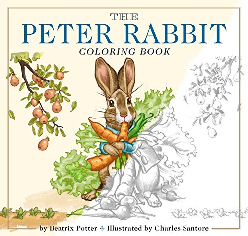 - The Peter Rabbit Coloring Book : The Classic Edition Coloring Book -  Walmart.com - Walmart.com