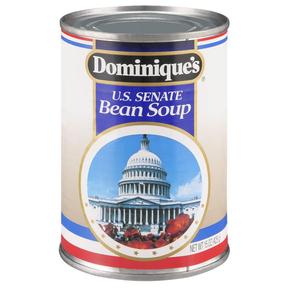 Dominique's U.S. Senate Bean Soup, 15.0 OZ
