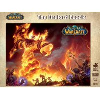 World of Warcraft: The Firelord Puzzle (Other)
