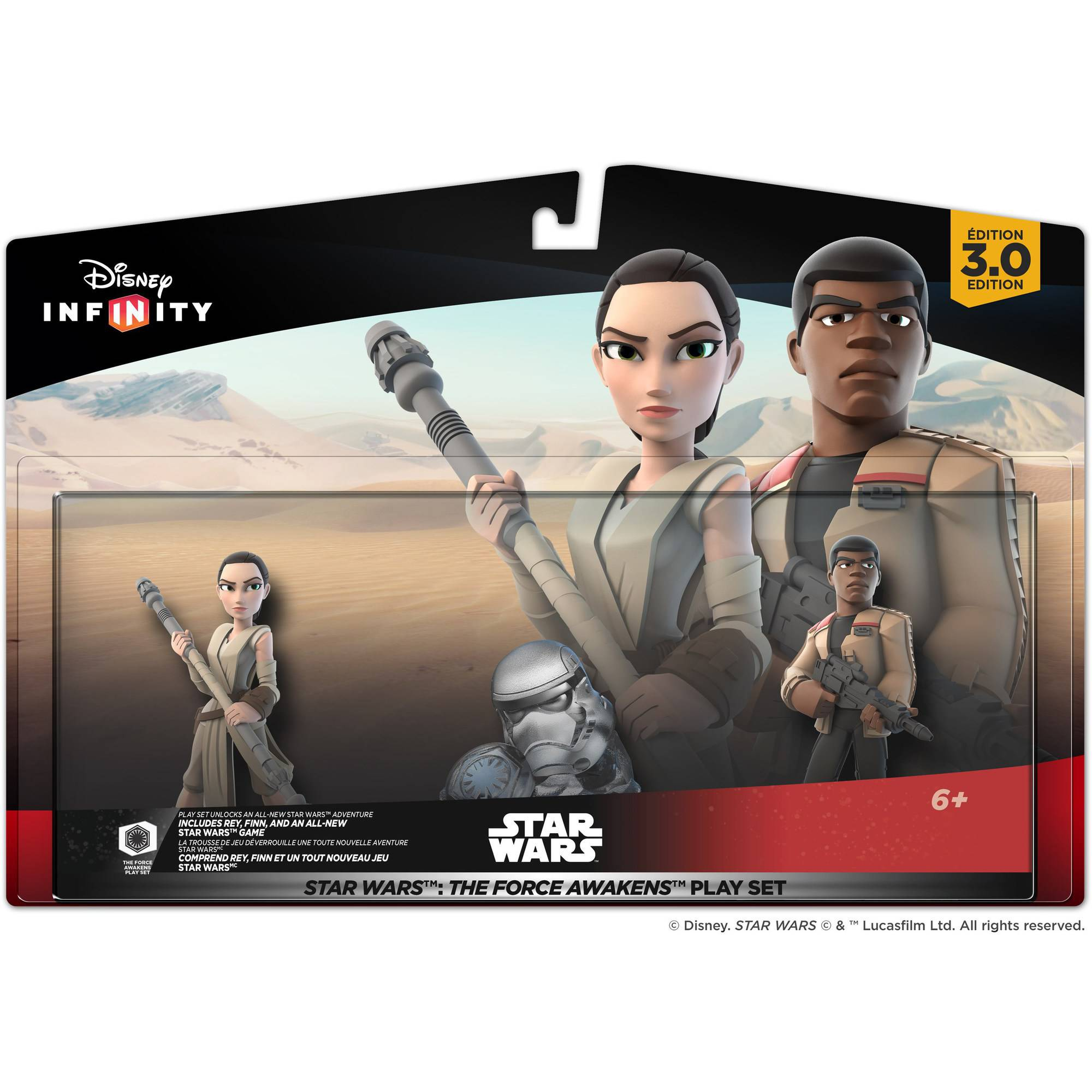 Disney Infinity 3.0 Star Wars The Force Awakens Playset (Universal)