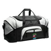 Broad Bay Flamingo Duffel Bag