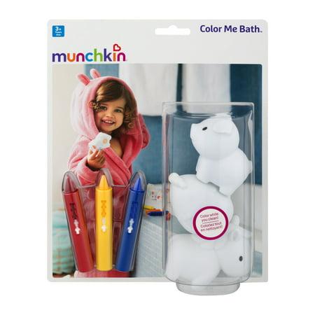 Munchkin Bath Letters (Munchkin Color Me Bath, 1.0 CT )